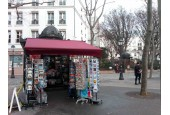 Kiosque Abbesses